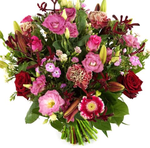 Bloemen bestellen was nog nooit zo eenvoudig