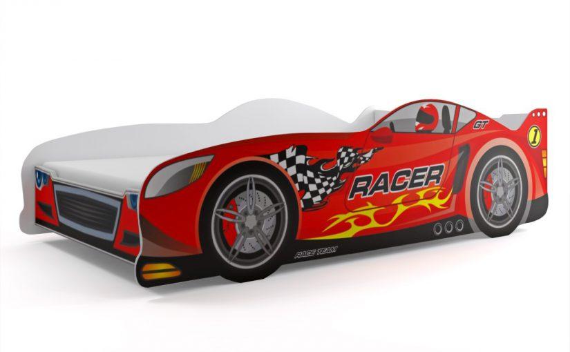 Dromen komen echt uit in deze raceauto